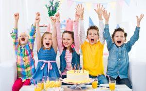 Особенности организации детского дня рождения