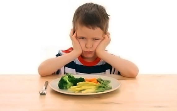 У ребенка плохой аппетит — в чем причина? существует