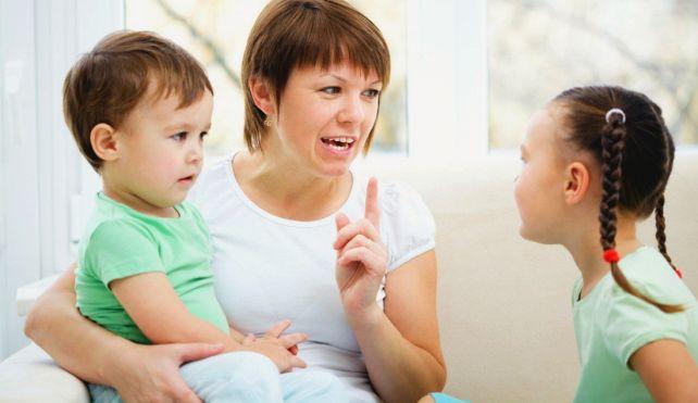 Что делать, если братья и сестры постоянно ссорятся?