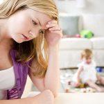 Эмоциональное выгорание мамы