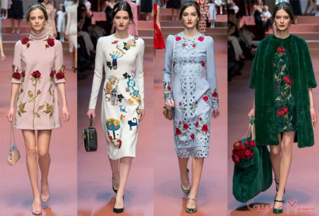 Модные тенденции осени 2017 года