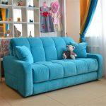 Выбор хорошего дивана в комнату ребенка