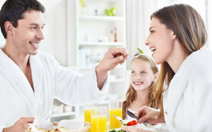 Здоровое питание Как научить детей питаться правильно?