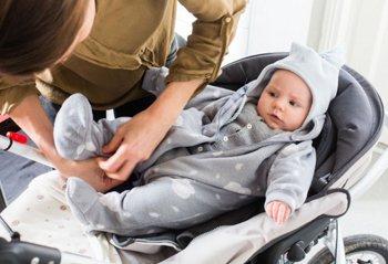 Как одеть ребенка по погоде?