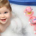 Правила безопасности для ребенка в ванной комнате