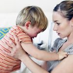 Детские истерики – как с ними бороться