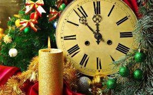 Как отметить Новый год?