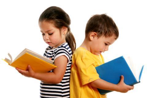 Методика обучения ребенка чтению.
