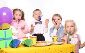 Детский праздник: как интересно устроить?