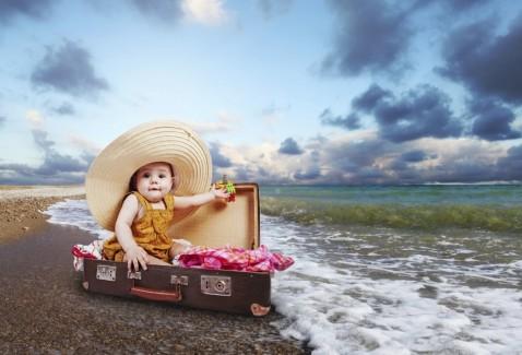 Аптечка в путешествие с ребенком