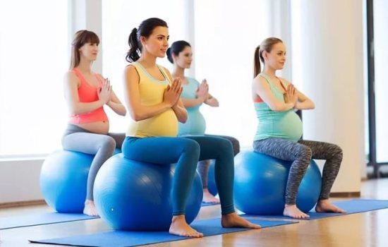 Готовимся к родам с помощью гимнастики для беременных. Какая гимнастика полезна беременной женщине