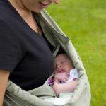 Выбираем слинг для новорожденного