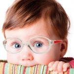 Ребенок и очки