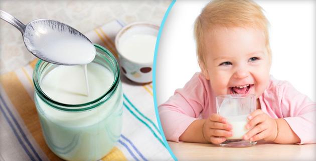 Что делать при аллергии на молоко у детей?