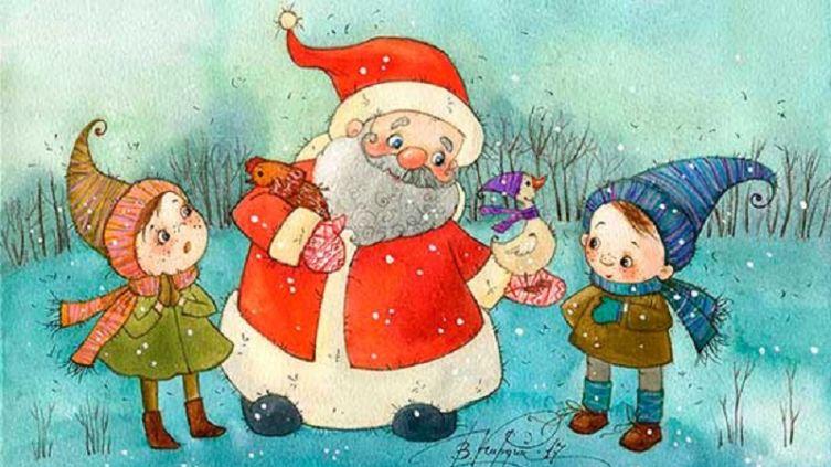 Когда и как рассказать ребенку правду про Деда Мороза?