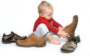Как правильно выбрать зимнюю обувь ребенку?