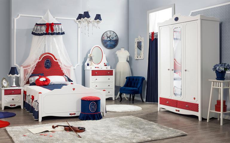 Почему многие современные дети и их родители выбирают мебель для детской комнаты Cilek?