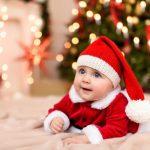 10 советов, как сделать первый Новый год малыша незабываемым