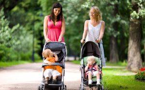 Какие бывают коляски для детей и как правильно выбрать