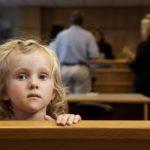Как рассказать ребенку о разводе?