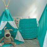 Купи вигвам, создай индивидуальное детское пространство