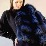 Комфорт и уют в холодное время года достигается благодаря мехам