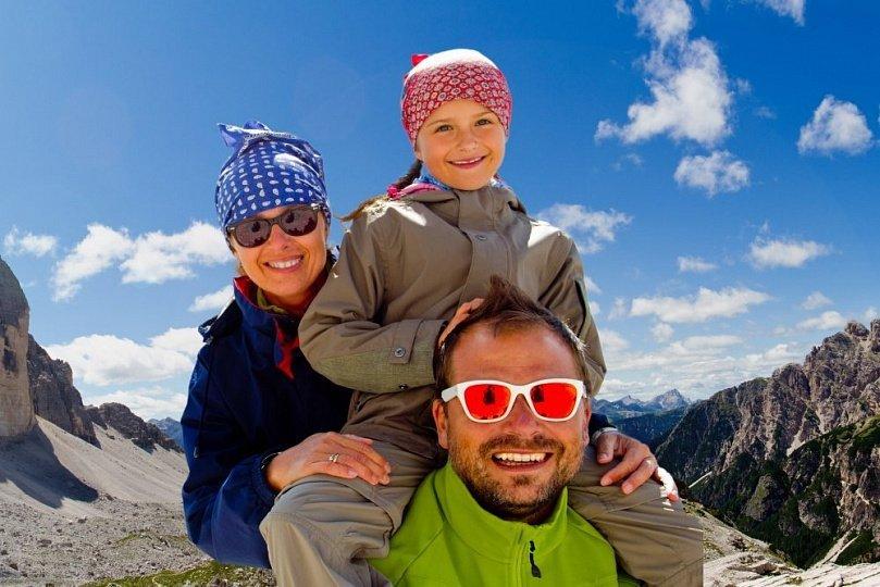 В горы с ребенком: как, куда и зачем