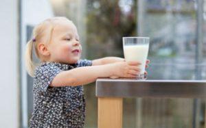 Симптомы аллергии на молоко у ребенка