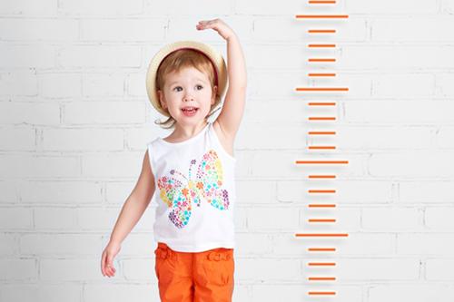Нормы роста и веса детей до трех лет