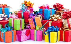 Список подарков подростку