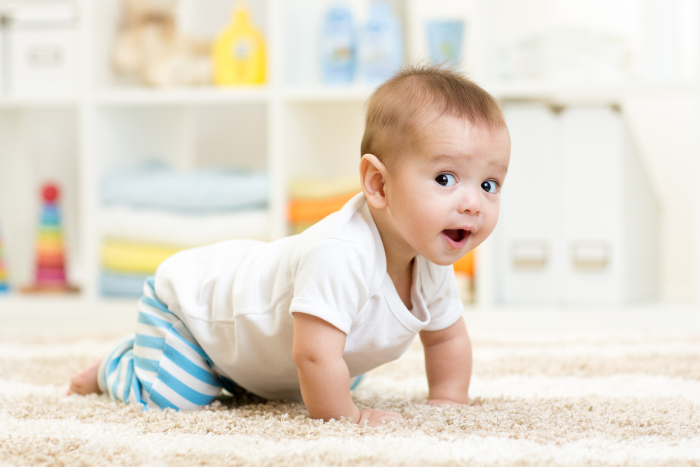 Сколько должен спать ребенок возрастом один месяц