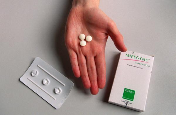 Как проходит медикаментозное прерывание беременности