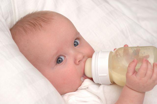 «Пальма» для грудничка? Выбираем молочную смесь для кормления ребёнка