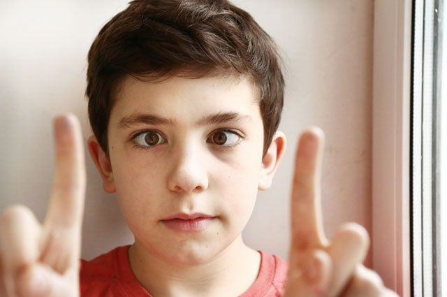 Плоский мир. Как бороться с детским косоглазием