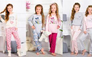 Детские пижамы от производителя olioli.com.ua — которые полюбятся детьми
