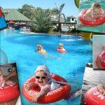 Инновации в педиатрии - круги для купания малышей