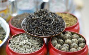 Основные разновидности чая улун