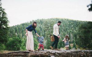 Поездка всей семьей