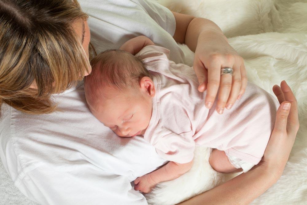 Я такой, как обо мне заботятся. 4 главные задачи новорожденного