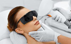 Лазер на службе у косметологов