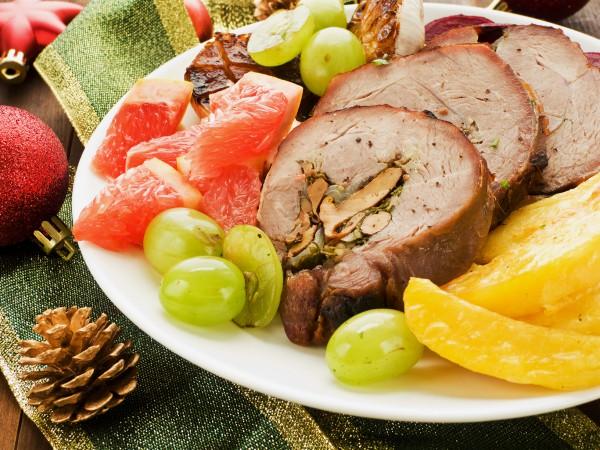 Изысканные блюда на новогодний стол
