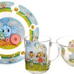 Наборы детской посуды
