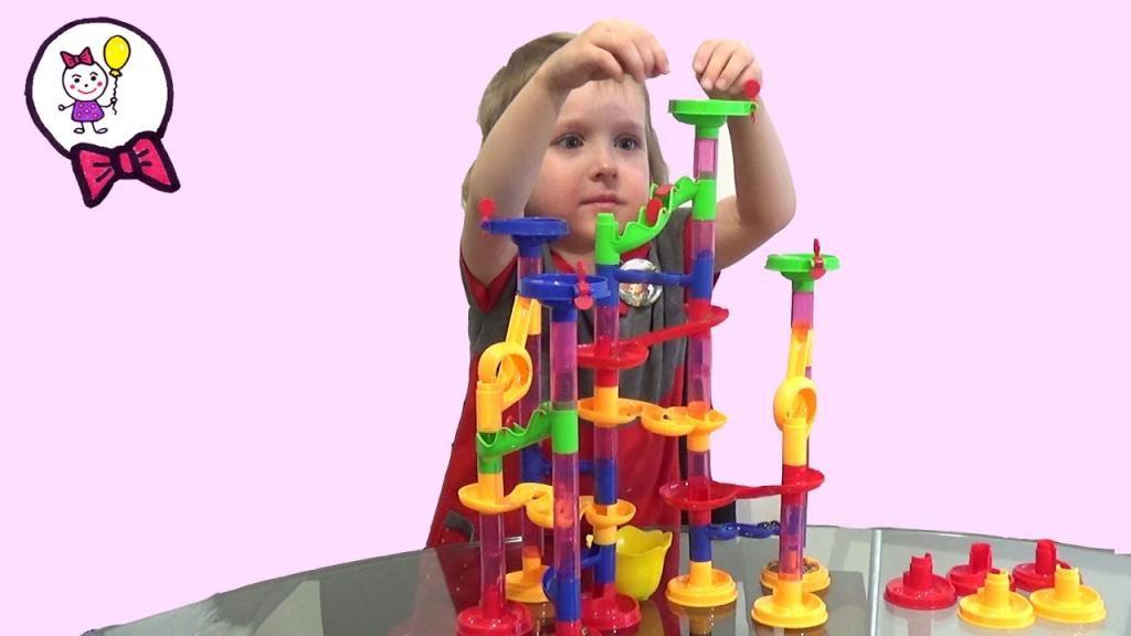 Конструктор с шариками для детей: обзор моделей, советы по выбору