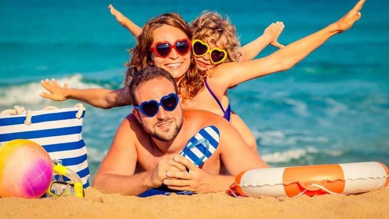 Лечение солнечных ожогов в домашних условиях