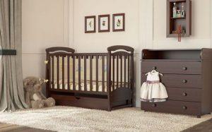 Советы по выбору детской кроватки.