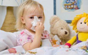 Насморк у ребенка — все виды причины и способы лечения