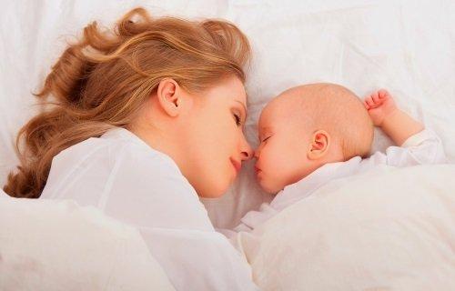 Почему ребёнок плохо спит ночью?