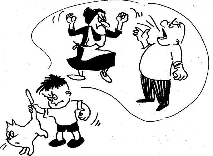 Ребенок выбирает плохое поведение для достижения своей цели