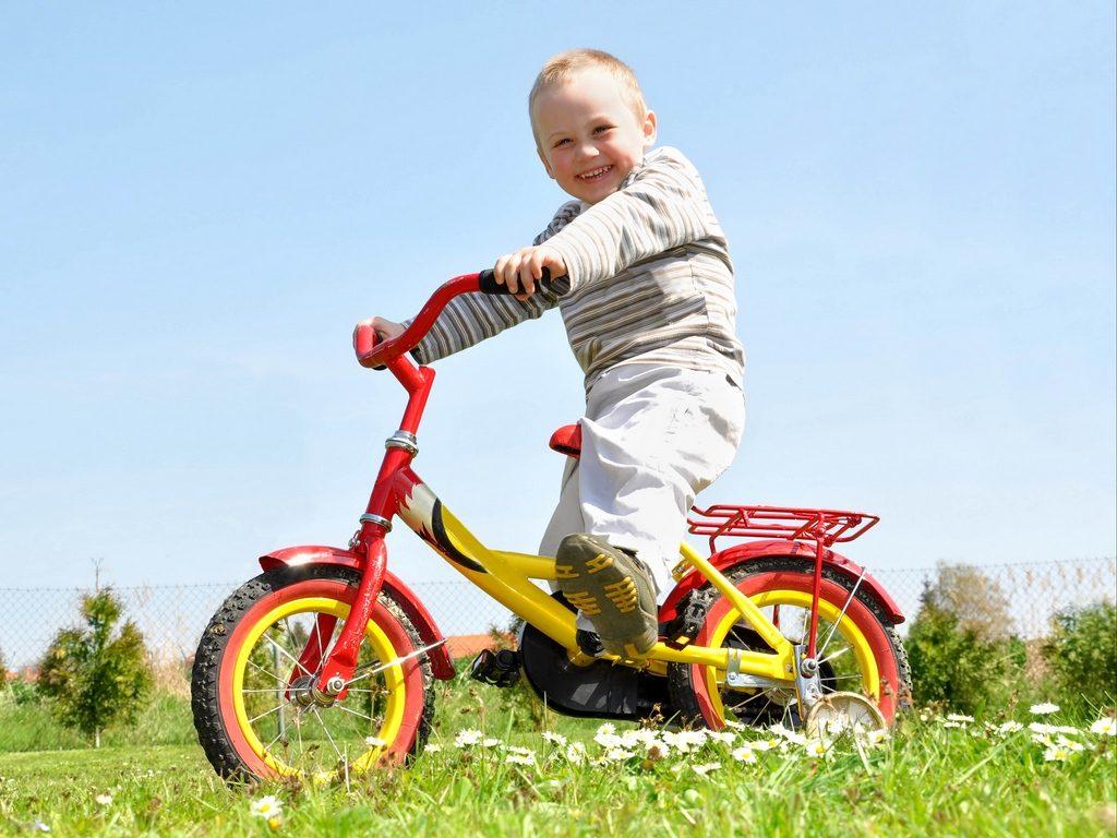 Детские велосипеды Puk