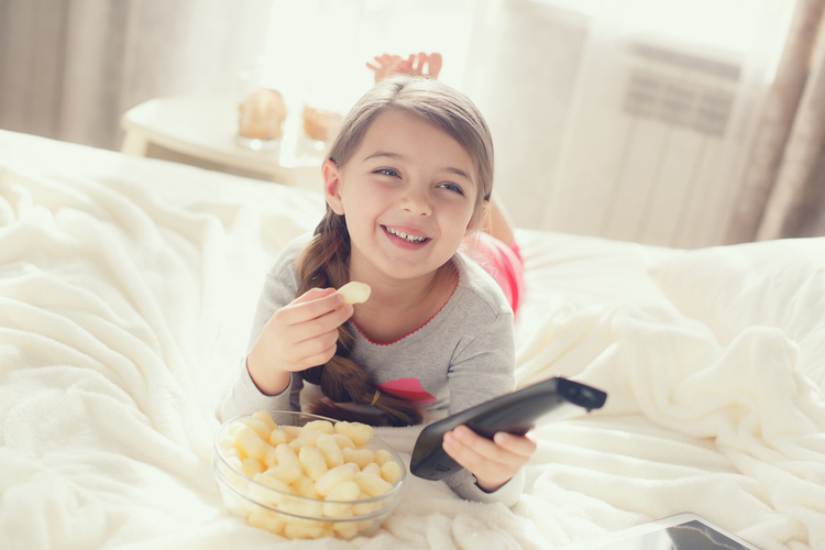 Дети начинают вести малоподвижный образ жизни уже в 7 лет